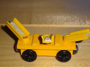 Thomas & Friends Wooden Railway Train Sodor Railway Repair Ballast Car 1998