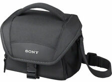 Sony Lcs-U11 Camera Bag Made for Nex A5100 A5000 A6000 Rx100 Iii Rx10 Camera