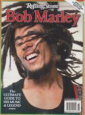 Rolling Stone Bob Marley Magazine New
