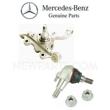 For Mercedes W212 Front Passenger Right Steering Knuckle & Ball Joint Set