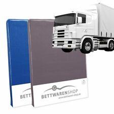 Bettwaren-Shop Spannbettlaken für LKW Truck Matratzen