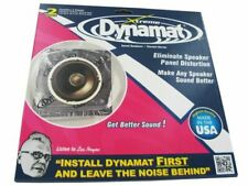 """Dynamat 10415 Xtreme Speaker Kit 10415 1.4 ft. Pack with Two 10""""x10"""" Sheets -NEW"""