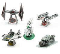 Fascinations Metal Earth Star Wars The Rise of Skywalker 3D Model Kits New 2019