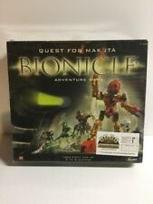 Lego Bionicle Quest For Makuta Adventure Game Complete 2001