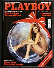 Playboy D 12/2000 Dezember 2000 Carmen Electra Drew Barrymore Carolina Gynning