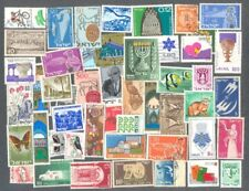 Israel 200 all different stamp collection includes thematics