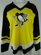 Pittsburgh Penguins NHL G-III 4her Women's Yellow Long Sleeve Jersey