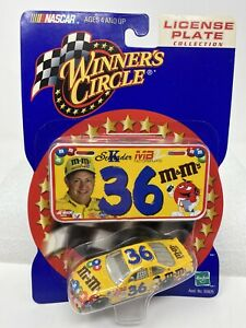 Ken Schrader #36 M&M'S Grand Prix Car (Nascar)(Winner's Circle)(2000)