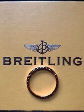 Breitling Crosswind Lünette Gold