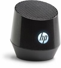 HP S4000 - Altavoz portátil (3.5 mm, 1.5 W, USB) color negro