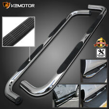 94-01 Ram 1500 2500 3500 Quad Club Cab Chrome Side Step Nerf Bar Running Boards
