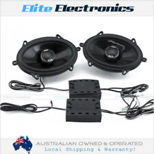 """POLK AUDIO MM571 MOBILE MONITOR 5x7"""" COAXIAL 2-WAY CAR MARINE STEREO SPEAKERS"""
