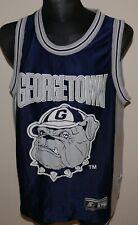 Vintage Georgetown Hoyas #33 SHIRT Basketball Jersey by Starter NBA size L USA
