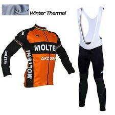Completo Invernale/Cycling Jersey and pants Team Molteni Thermal Winter 2016