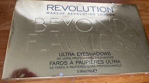 Mr Makeup Revolution Beyond Flawless Eyeshadow Palette Nude