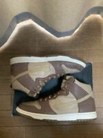 Stussy Nike Dunk High Plus B Ostrich US11 no boxg142