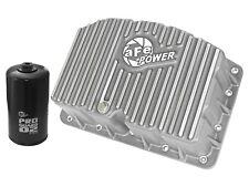 aFe Power 46-70320 Street Series Engine Oil Pan 2011-2019 Ford Super Duty Diesel