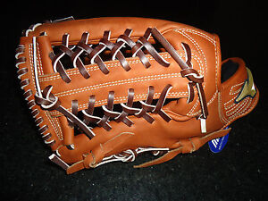 "MIZUNO GLOBAL ELITE GGE7BR BASEBALL GLOVE 12.75"" LH - $249.99"