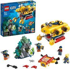 LEGO City Ocean Exploration Submarine 60264 - Brand New and Sealed