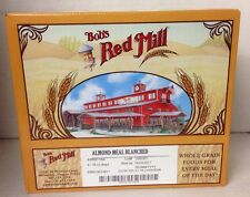 BOB'S RED MILL FINELY GROUND BLANCHED ALMOND MEAL Flour 4 X 16 oz bags (4#s)