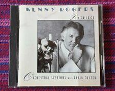 Kenny Rogers ~ Timepiece ( Malaysia Press ) Cd