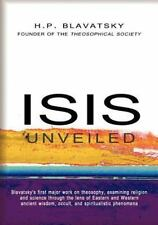 Isis Unveiled: By H.P. Blavatsky