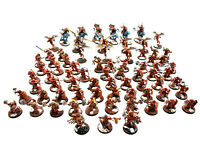 STORMCAST ETERNALS Army WELL PAINTED Warhammer Age of Sigmar Red Style