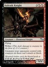 KULRATH KNIGHT Shadowmoor MTG Black/Red Creature — Elemental Knight Unc
