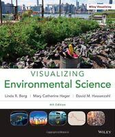 Visualizing Environmental Science by Linda R. Berg