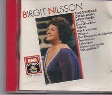 Birgit Nilsson-Airs D Operas cd album