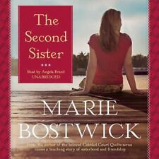 The Second Sister by Marie Bostwick (2015, CD)