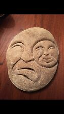 Inuit Art Antique Carved Mask Tupilak Greenland Native American Shaman Billiken