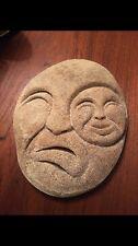 Inuit Art Antique Carved Mask Tupilak Greenland Native American Shaman Billiken