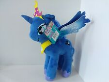 "2017 Hasbro My Little Pony Friendship Is Magic Movie Princess Luna 15.5"" Plush"