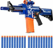 Semi-Automatic Toy Sniper Rifle with 20 Darts, Load Cartridge & Sight Attachment