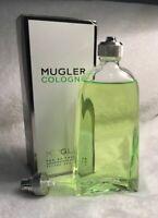 Thierry Mugler MUGLER COLOGNE 10.2 oz 300 ml Eau De Toilette Spray Splash OPENED