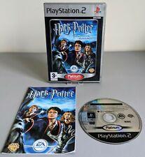 Harry Potter And The Prisoner of Azkaban PlayStation 2 Complete Disc Refurbished