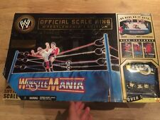 Wwe Elite Scale Ring - 1st Edition