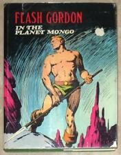 FLASH GORDON ~ IN ~ THE PLANET MONGO ~ VINTAGE 1974 ILLUSTRATED HARDCOVER