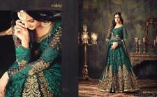 Indian anarkali salwar kameez pakistani bollywood designer wedding ethnic suit