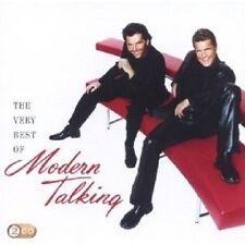 "MODERN TALKING ""THE VERY BEST OF MODERN TALKING"" 2 CD NEW+"