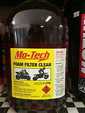 Mo-Tech Foam Filter Cleaner /Motorcycle Foam Air filter clean