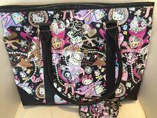 NEW RARE Tokidoki x Hello Kitty 2012 Diamonds Large Tote Bag Limited Edition