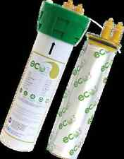 Eco 3 Gold Recyclable Water Filter Kit with Scale Inhibitor Filter