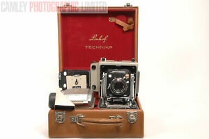 Linhof Technika 23 w/ Matched Symmar 100mm f5.6 Lens. Graded: LN- [#9987]