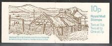 GB Folded Stamp Booklet FA8 1978 Farm Buildings Series No. 5 SCOTLAND