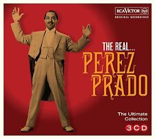 PEREZ PRADO - THE REAL.....THE ULTIMATE COLLECTION: 3CD SET (January 5th 2015)