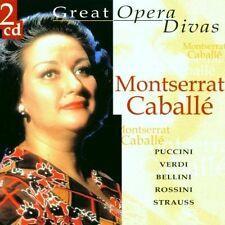 Montserrat Caballé Great opera divas (1998) [2 CD]