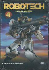 Robotech La saga Macross 4