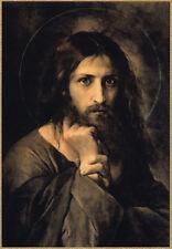 "Religion Orthodox Icon 4X6 "" Christian Art Print Photo JESUS CHRIST"
